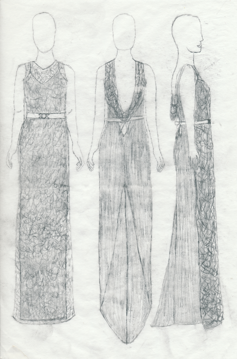 Rhiannon Dress Design