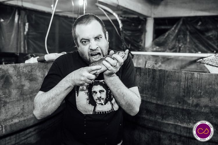 Chef Tim Haigh/ Bambolina