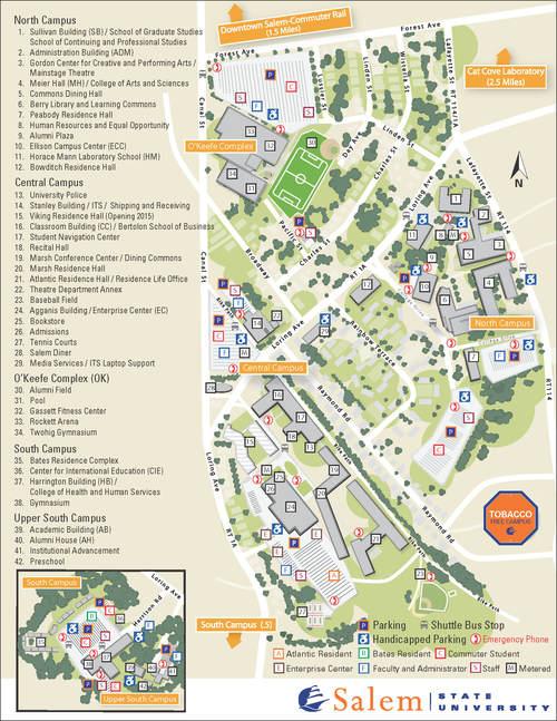 Salem State University Creative Happenings - April 2016 -
