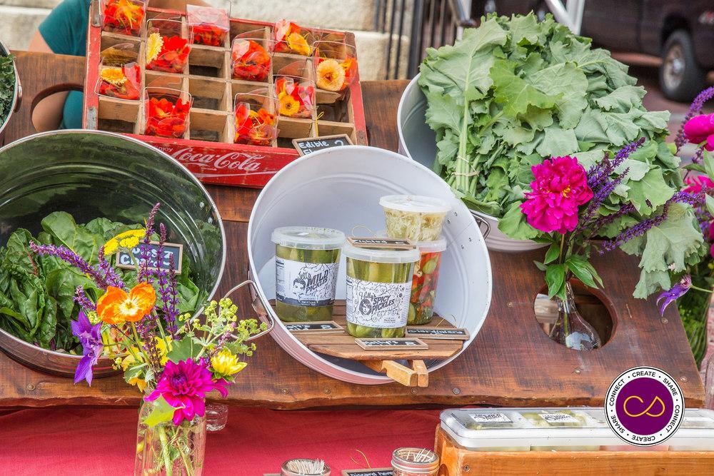 Salem Farmers Market by Creative Salem