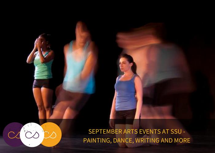 September Arts Events at SSU
