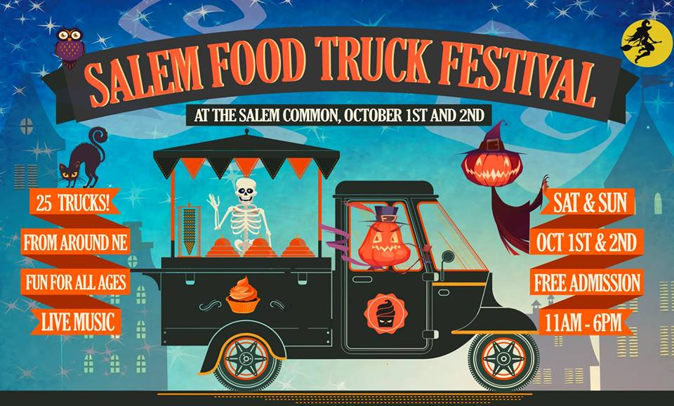 Salem Food Truck Festival Creative Salem