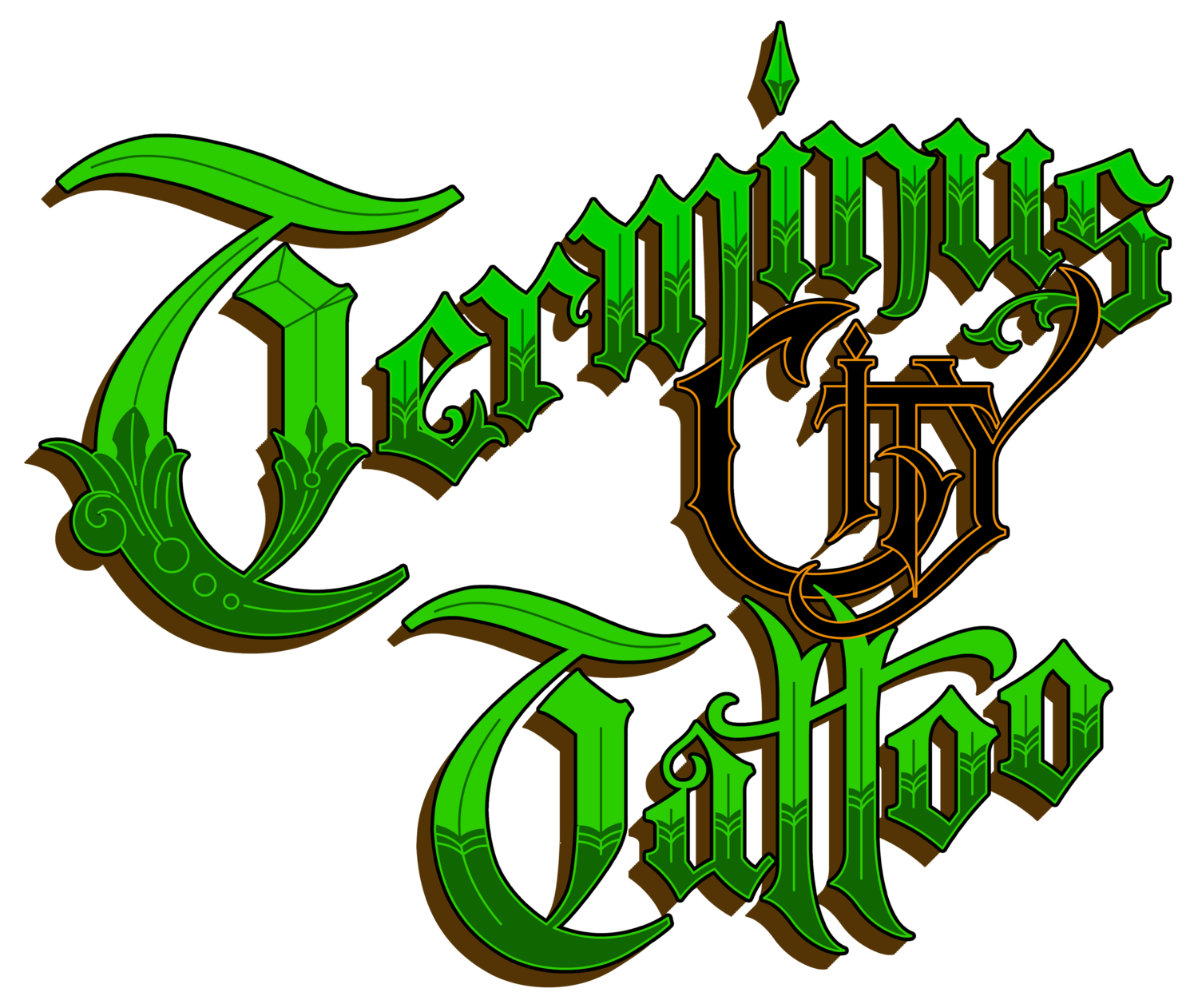 Terminus City Tattoo | Duluths Best Tattoos & Piercings
