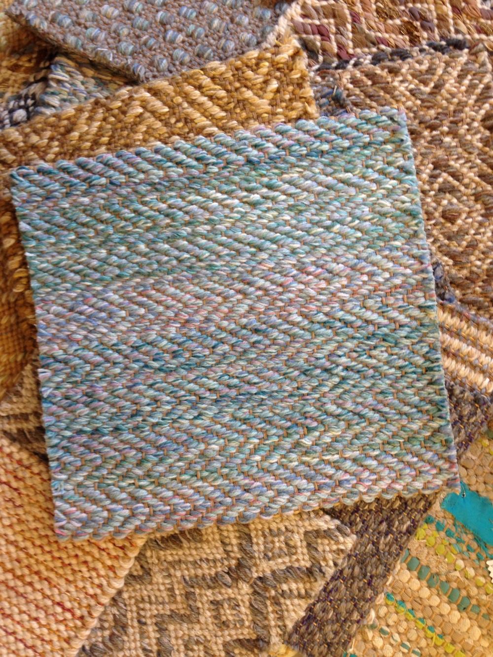 Revan handwoven rug.