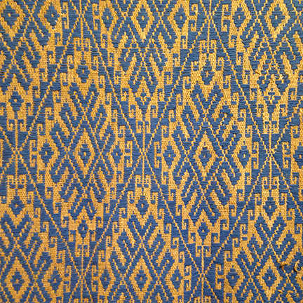 Woven at Museo Textil.