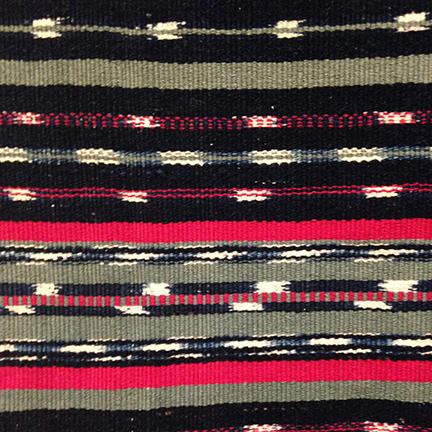 Ikat at Museo Textil.