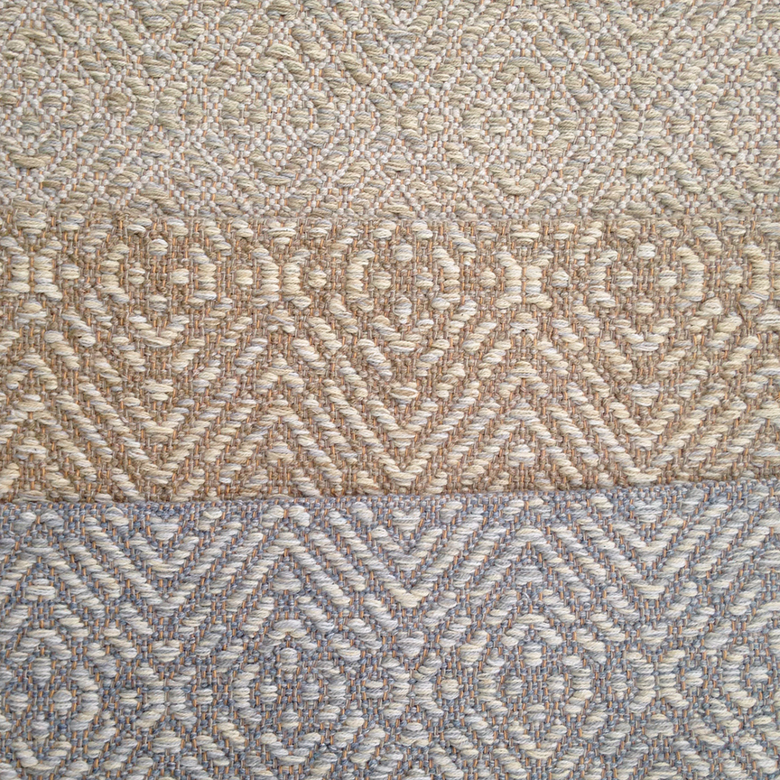 Labyrinth Handwoven Rug