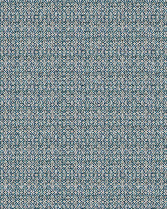 Pulse Blue 8'x10'