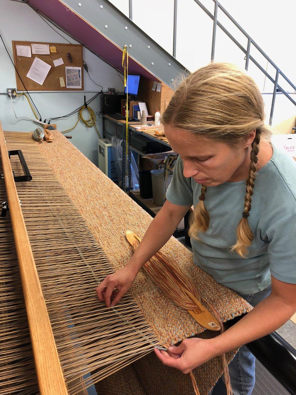 Aurora weaving FWT-11 Twill.