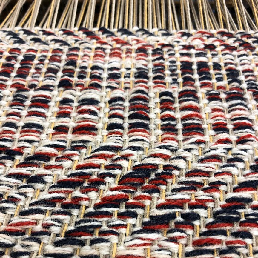 On the loom