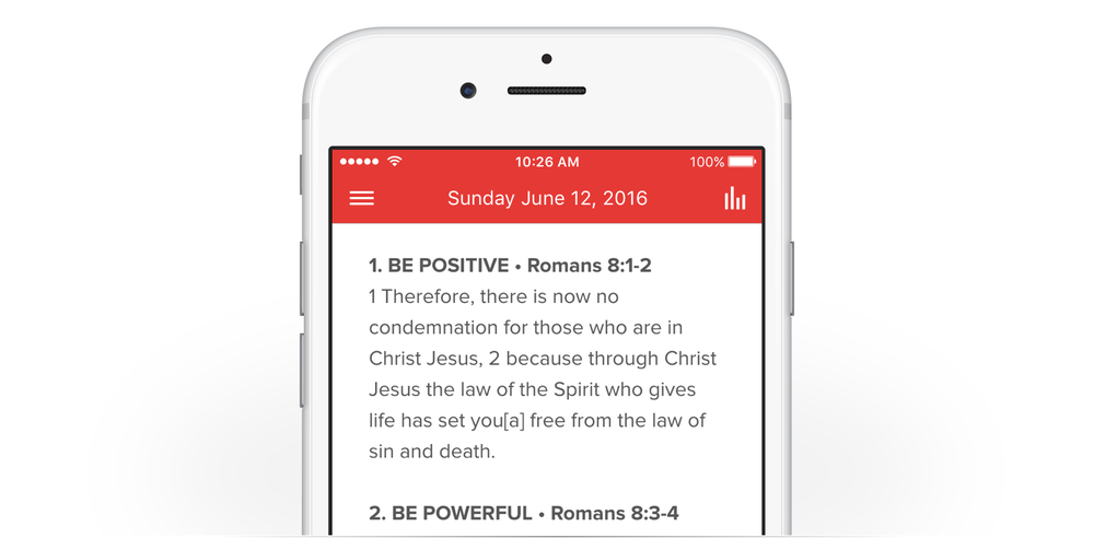 Announcing: Fill in Notes! — The Church App | The leader in custom ...