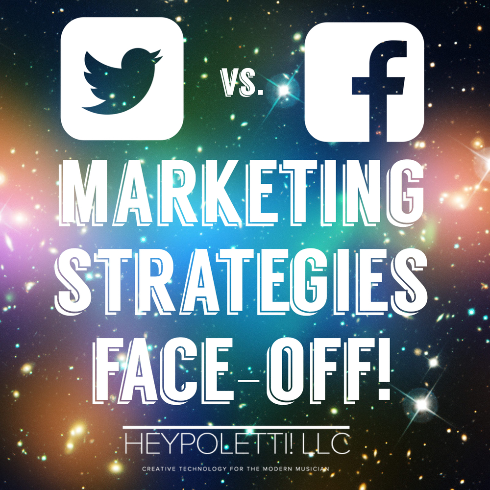 If you've always wondered how to tailor your marketing for Facebook and Twitter, keep on reading!