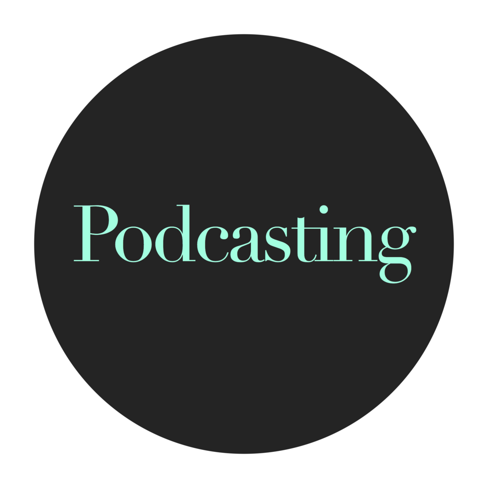 Learn about: Starting a podcast & basic audio editing.