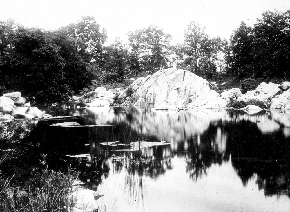 The Bates Marble Quarry