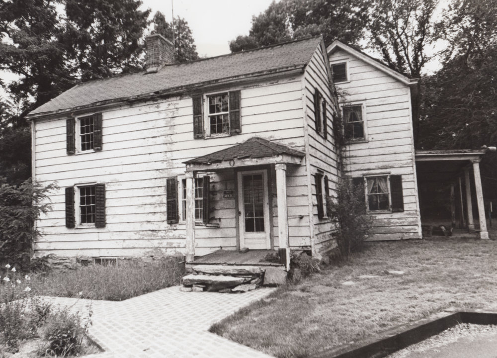 In 1973 the house was badly in need of many repairs.
