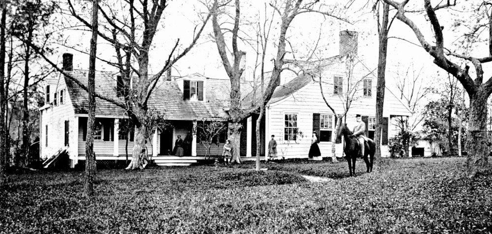 Burgess House, c. 1880s