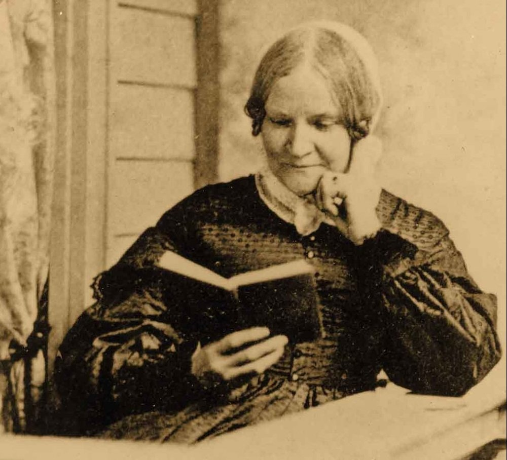 Lydia Maria Childs (1802-1880) was a writer, abolitionist and feminist.