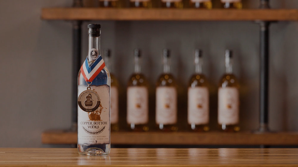Copper Bottom Craft Distillery - Promo Video