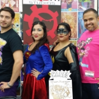 BALTIMORE COMIC CON 2014
