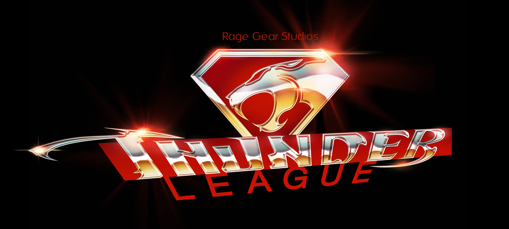 The Thunder League logo