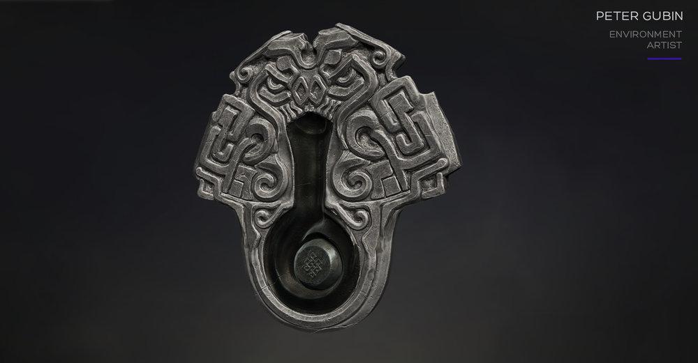 Castlevania inspired symbol