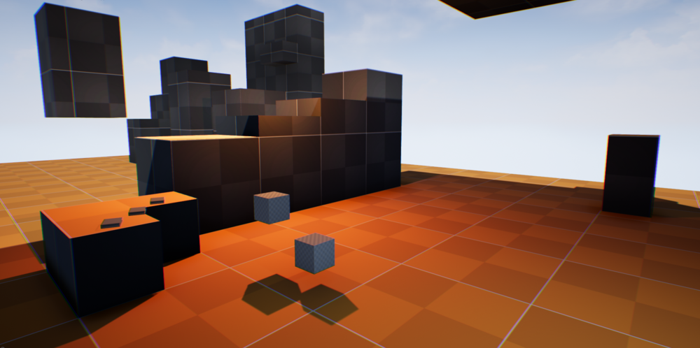 Area for gameplay prototyping.