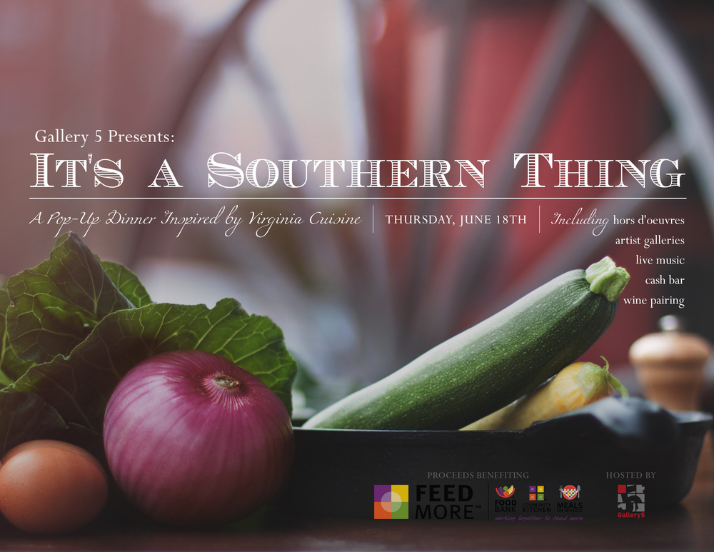 It's A Southern Thing, Pop-Up Kitchen
