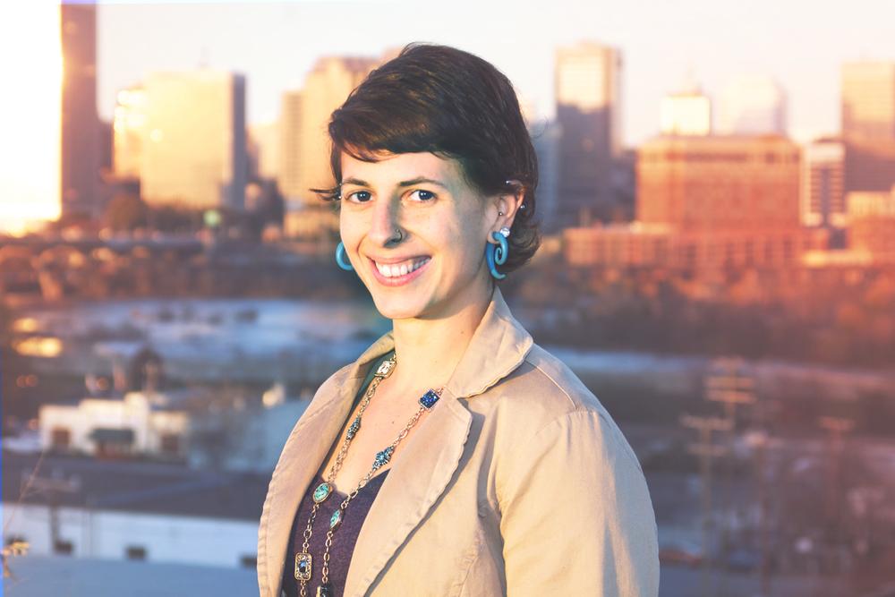 Monica Chambers [graphic designer]