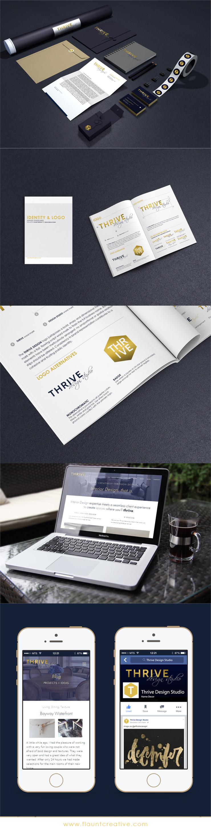 Graphic Design + Market Strategy