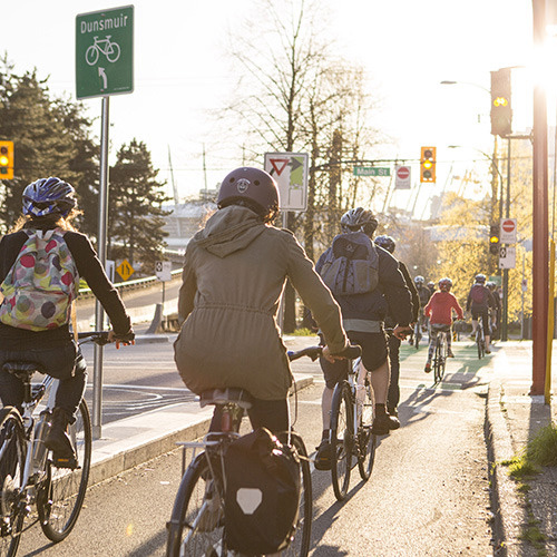 Bike Lanes Pay Dividends for Vancouver's Tourism Industry