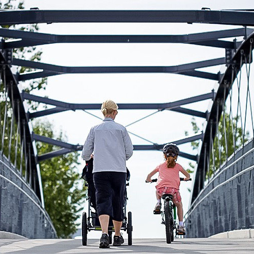 Looking Beyond Urban Cycling: How Metro Vancouver is Retrofitting its Suburbs