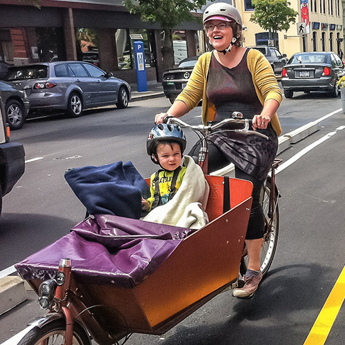 "Plan Strives to Make Victoria ""The Best Small Cycling City in the World"""