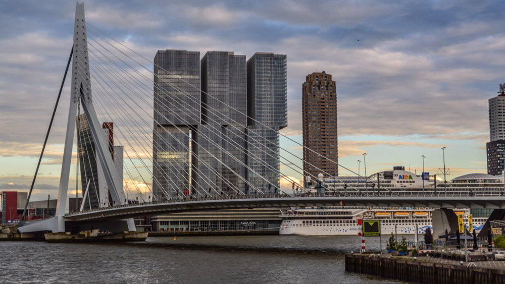 75 Years After its Destruction, Rotterdam Continues to Reinvent iIself