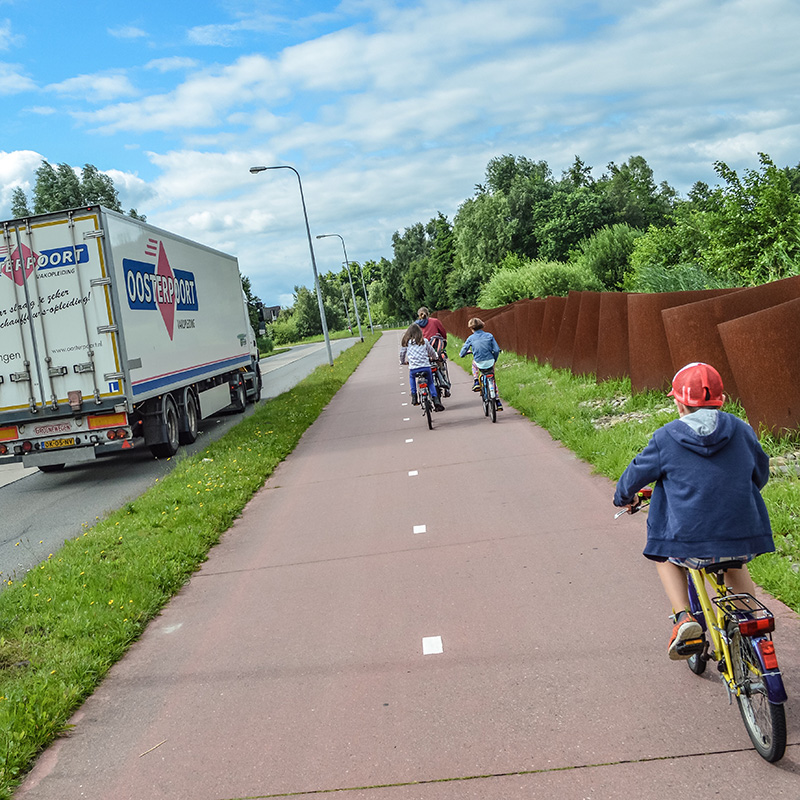 Surprise: Bike-Friendly Netherlands Named Best Place in the World to be a Driver