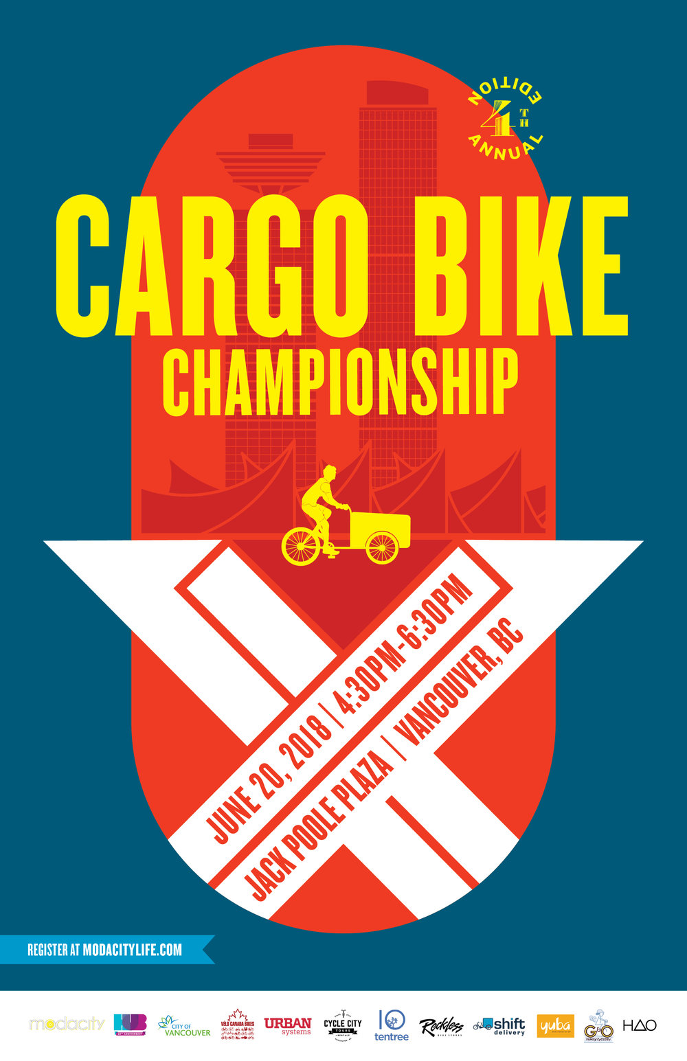 Vancouver S 4th Annual Cargo Bike Championship