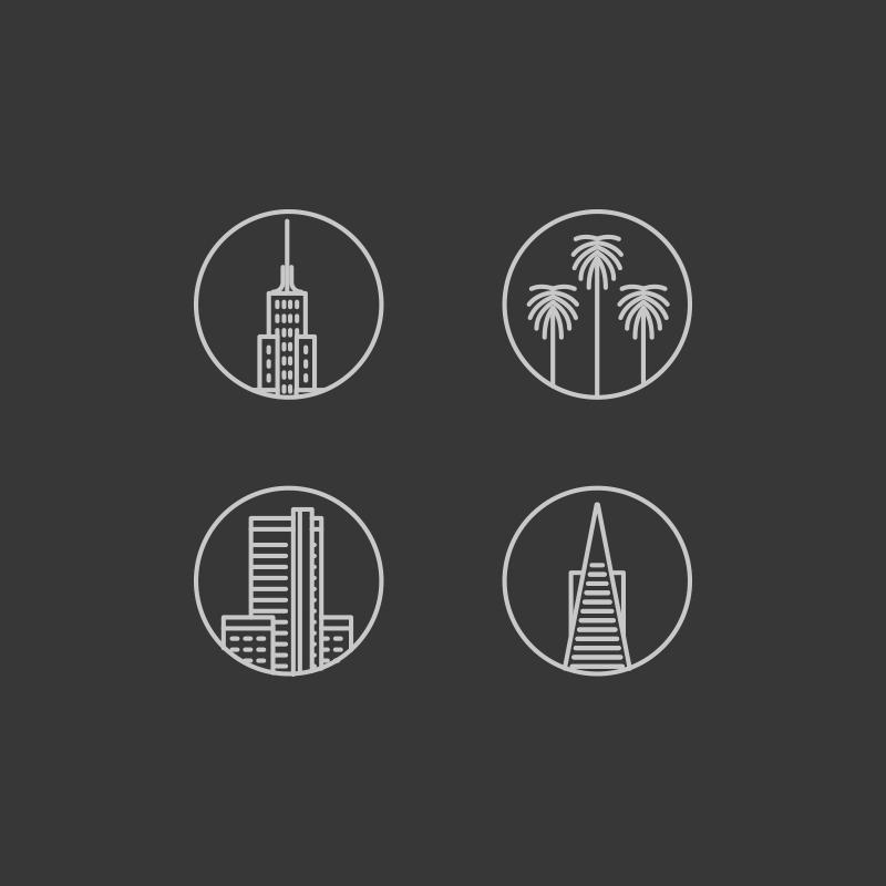 CITY ICON DESIGN   Jumpstart Automotive Media     VIEW PROJECT >