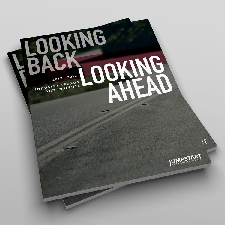 PRINT DESIGN   Jumpstart Automotive Media     VIEW PROJECT   >