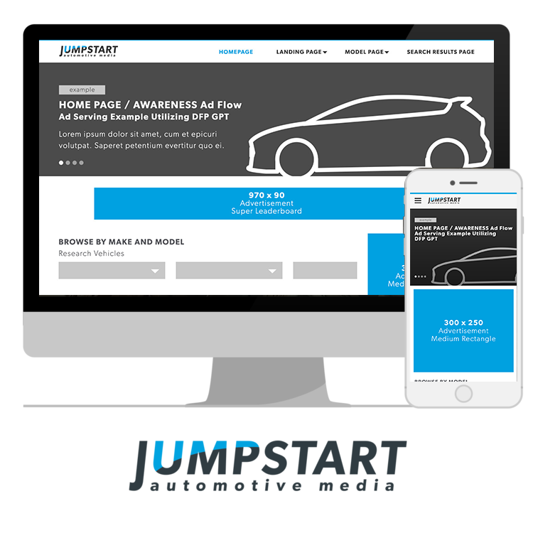 UI/UX DESIGN  HEARST autos // Jumpstart      VIEW PROJECT   >