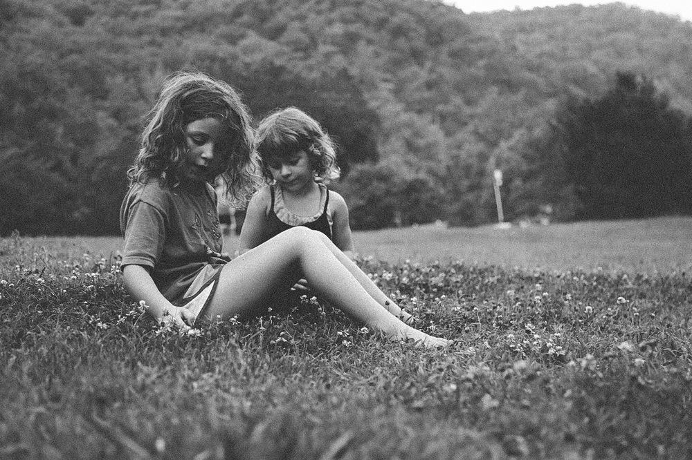 Raising Daughters......Selah and Ruthie Meadow, daughter of soul sister Amy Cox.