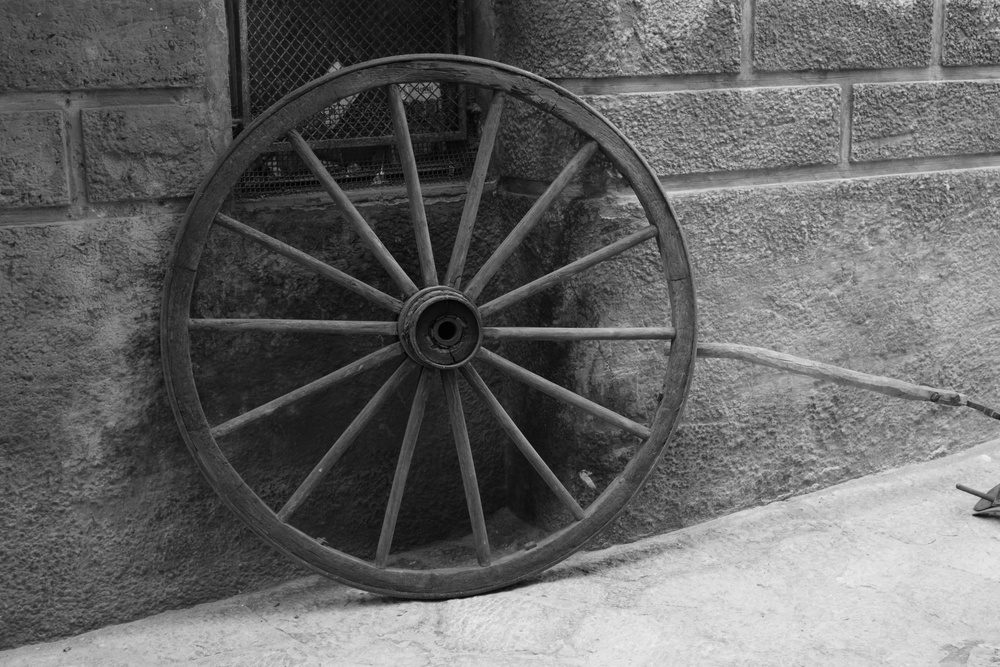 Wheel at Balearic Day