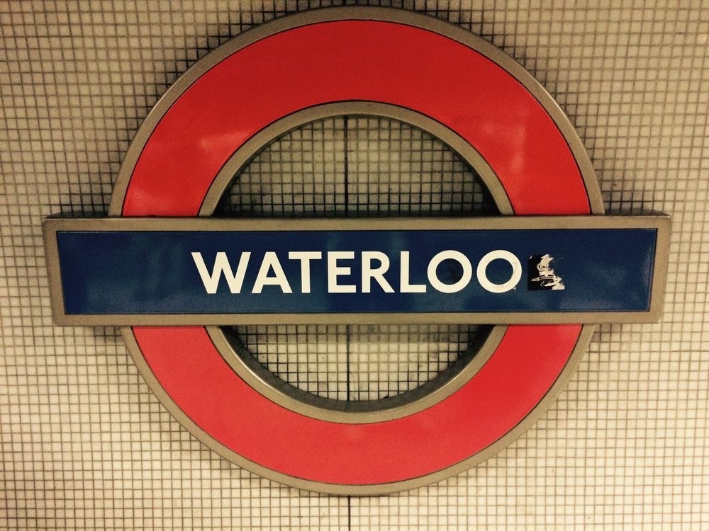 WaterlooStation