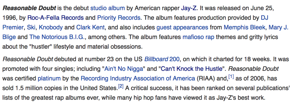 https://en.wikipedia.org/wiki/Reasonable_Doubt_(album)