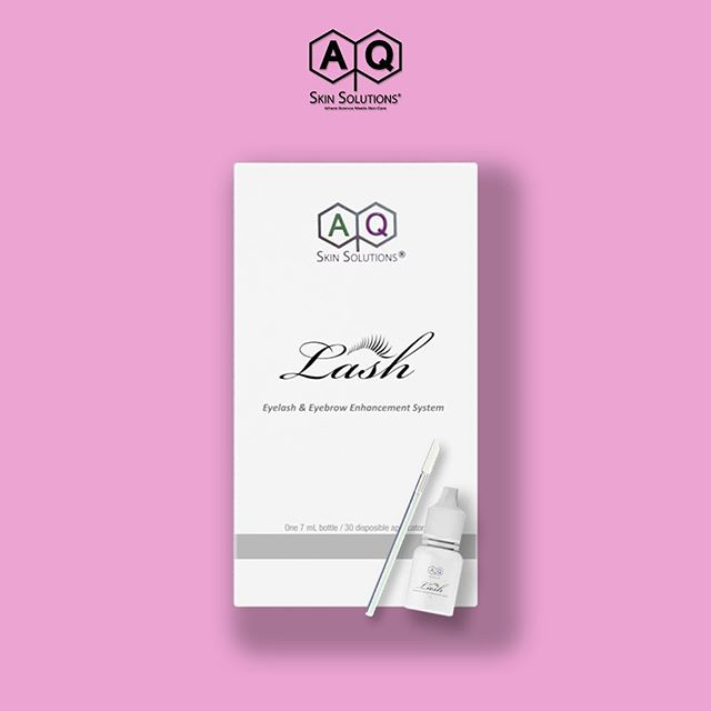 Uniquely designed to promote longer, thicker, darker lashes and brows, AQ Lash is a safe and natural serum formulated to restore the health and vitality of eyelashes and eyebrows by naturally encouraging hair matrix production. . . . . . #AQSkinSolutionsMalaysia #MYAQSkinSolutions #WhereScienceMeetsSkincare #organic #AQLash #moisturising #pamper #beautyregimen #skincareroutine #hydrating #moisturiser #clinic #facial #beauty #beautyblogger #bblog #bbloggers #skincare #beautyaddict #skinscience #skin #beautiful #beautifulskin #glow #youthful #perfectskin #skinspiration