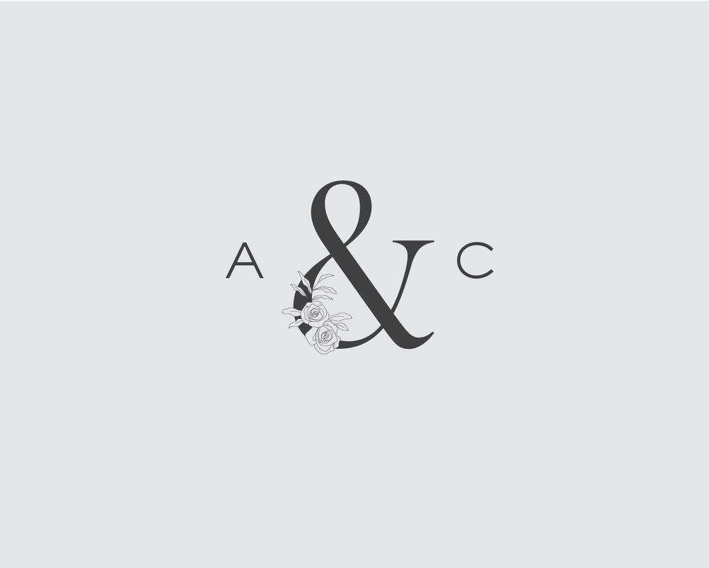 Personalised monogram