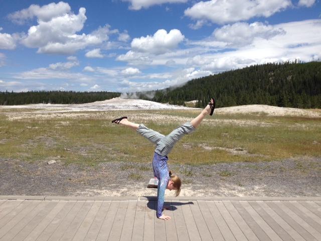 Old Faithful handstand.JPG