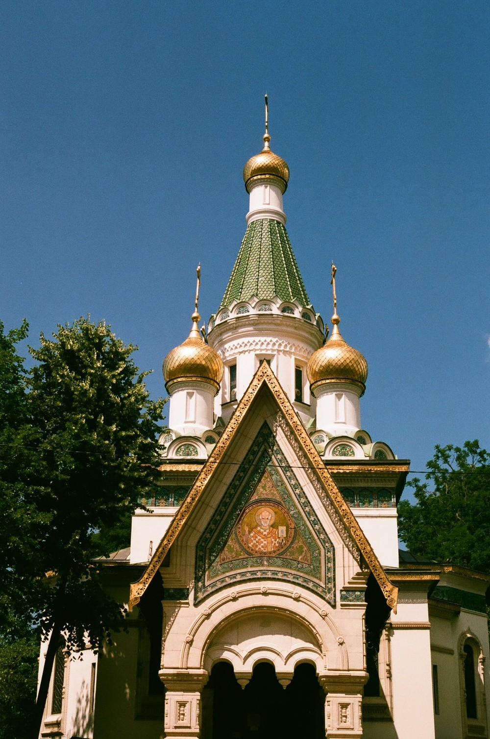 The Russian Church | Sofia, Bulgaria