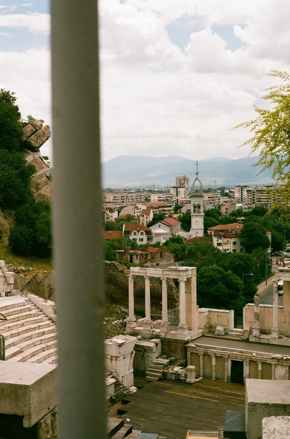 Roman Amphitheatre | Plovdiv, Bulgaria