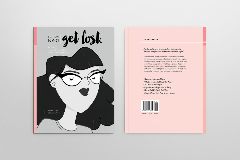 MichelleAlynnClement_GetLost_Covers
