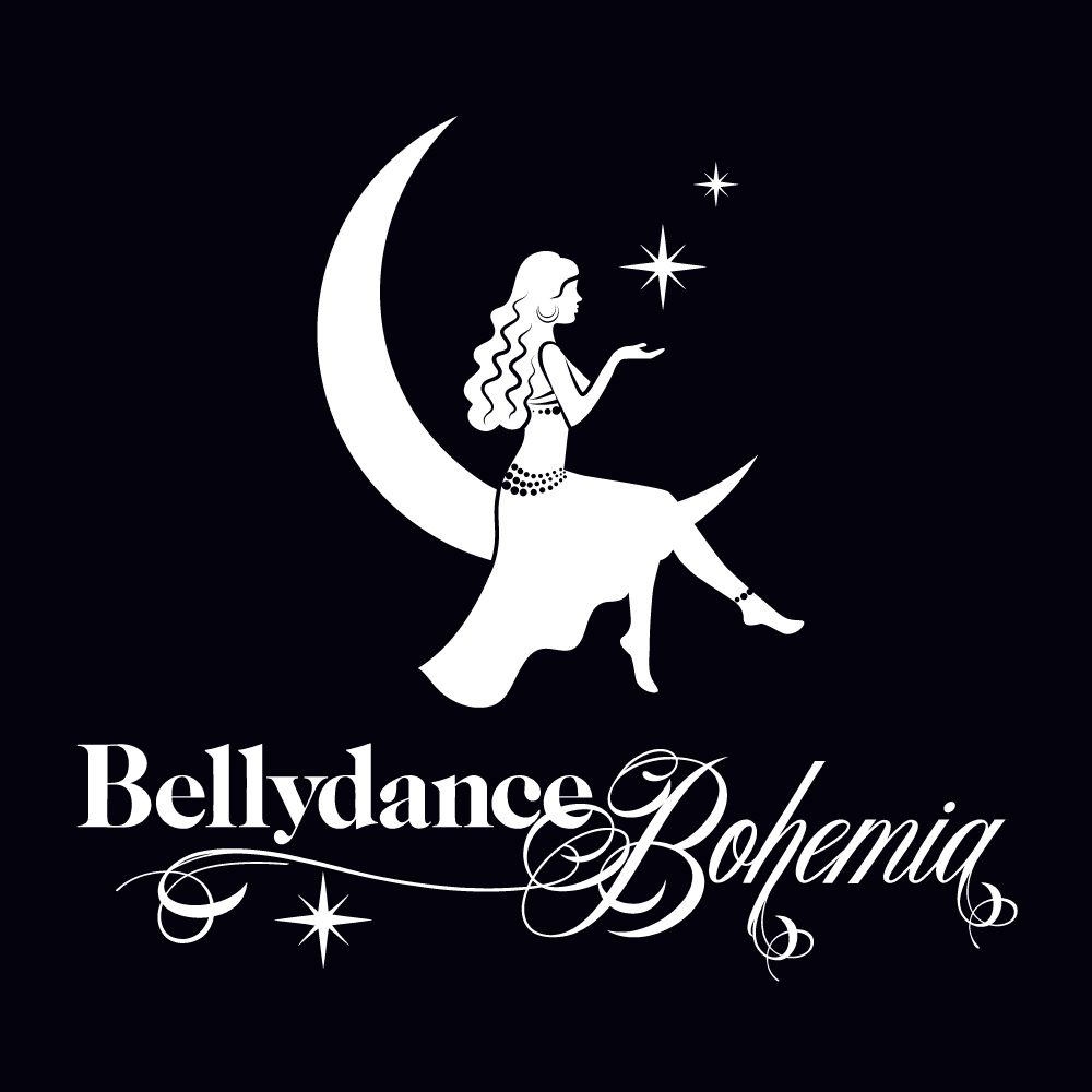 belly dancer t-shirt, Celestial T-shirt
