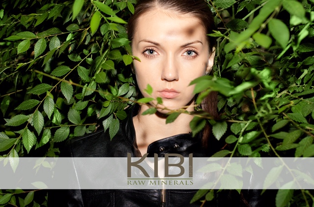 Health in Beauty is found within   Sponsored by KIBI Raw Minerals